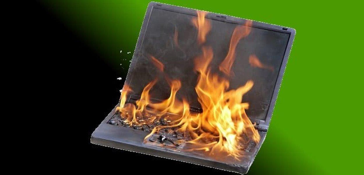 cara terbaik mengatasi laptop cepat panas
