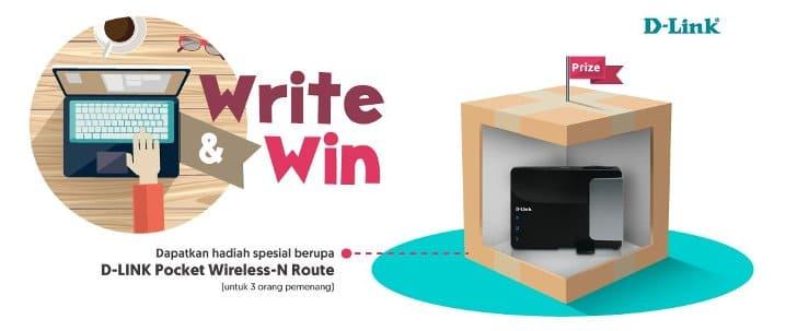 program bhinneka write and win