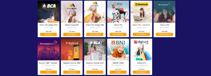 promo bank partner lazada indonesia