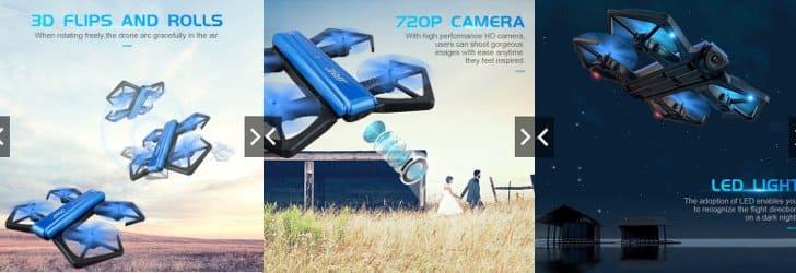 selfie drone murah 300 ribuan kamera hd