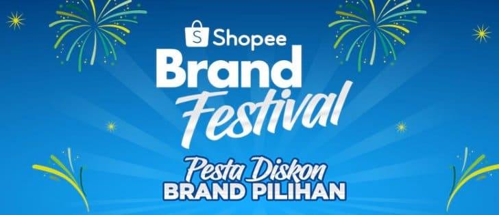 shopee brand festival pesta diskon