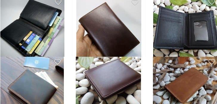 dompet kulit asli pria wanita kuliatas terbaik