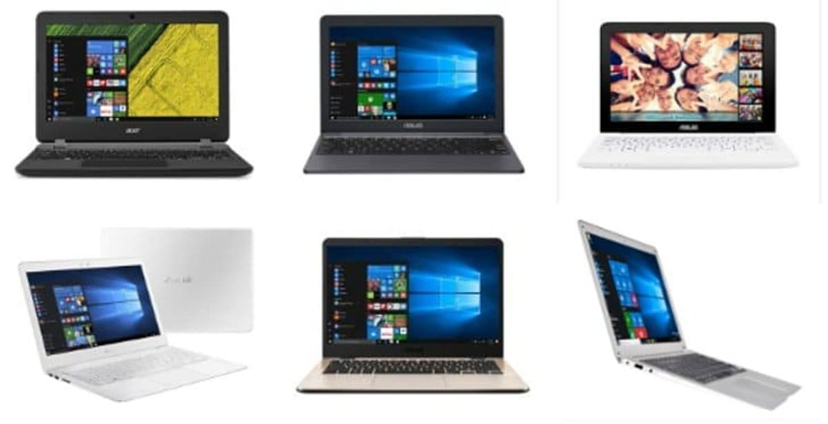 laptop windows 10 asli termurah