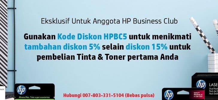 program hp business club terbaru