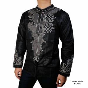 baju koko black panther