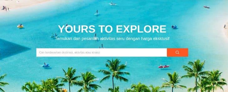 manfaat klook travel liburan terbaik