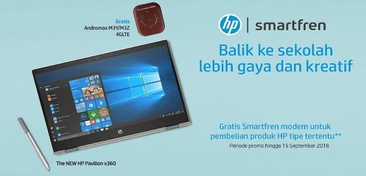 promo beli laptop hp gratis modem
