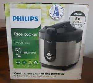 rice cooker philips terlaris