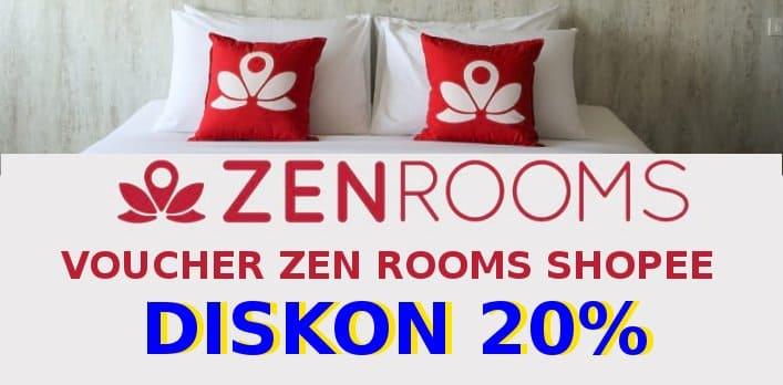 voucher zen rooms shopee tukar koin