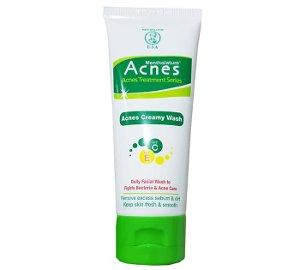 Acnes Creamy Wash termurah