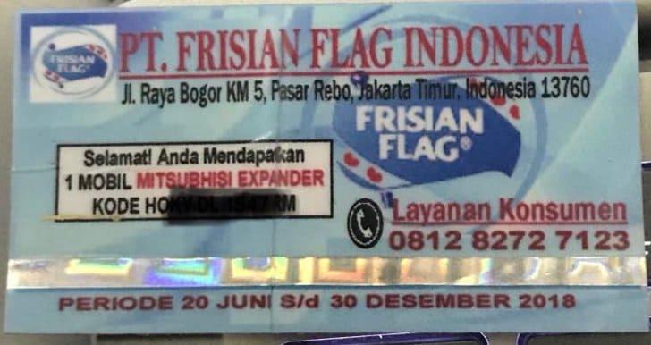 ciri penipuan frisian flag terbaru