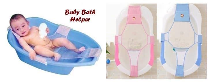alat bantu perlengkapan mandi bayi