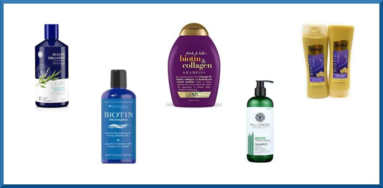 5 Merk Shampoo Biotin Terbaik Penumbuh Rambut