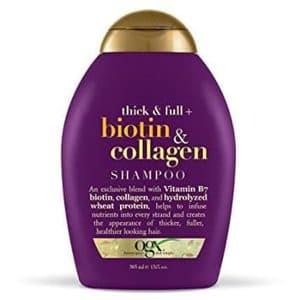 shampo biotin ogx plus kolagen