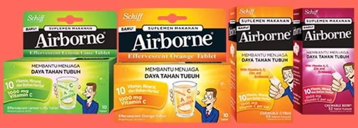 Airborne gratis home tester club