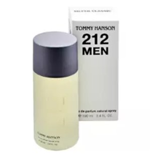 Parfum Tommy Hanson 212 Men