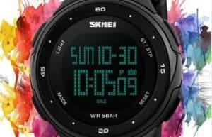 jam tangan pria skmei anti air tipe sport
