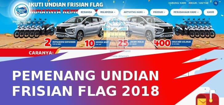 pemenang undian frisian flag 2018