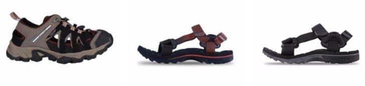 sandal eiger orisinal kuat tahan lama