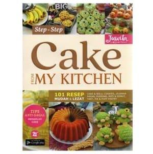 buku cake from my kitchen karangan juwita