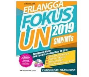 buku fokus un 2019 erlangga smp dan mts