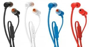 earphone JBL T110