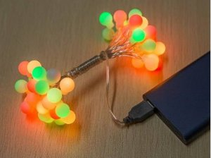 lampu dekorasi gearbest usb keren tanpa baterai