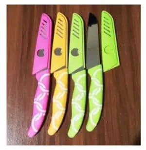 pisau dapur motif termurah 5 ribuan