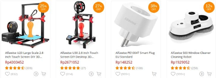 3d printer alfawise dan tv box android