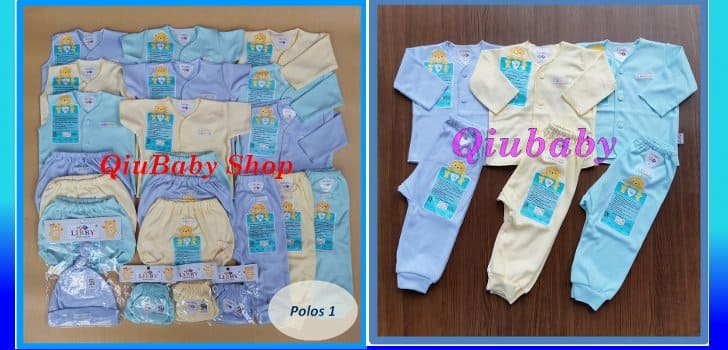 baju bayi libby standar sni