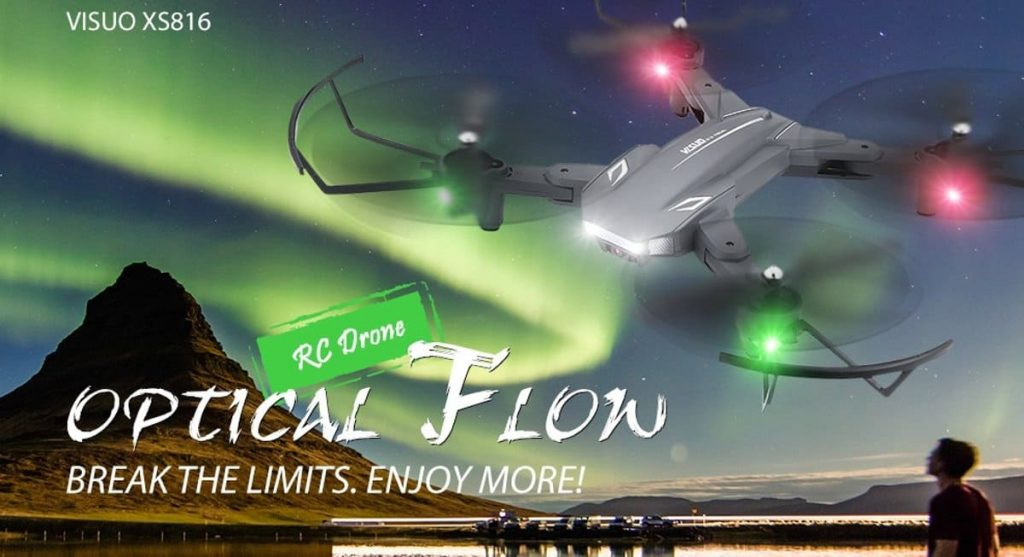drone murah terbang lama dual kamera