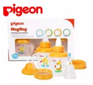 gelas bayi pigeon training cup system