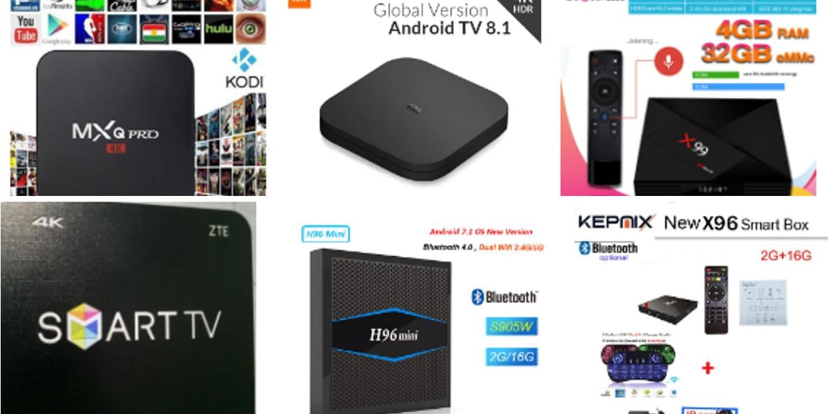 tv box android terlaris ram 4gb versi 8 2019