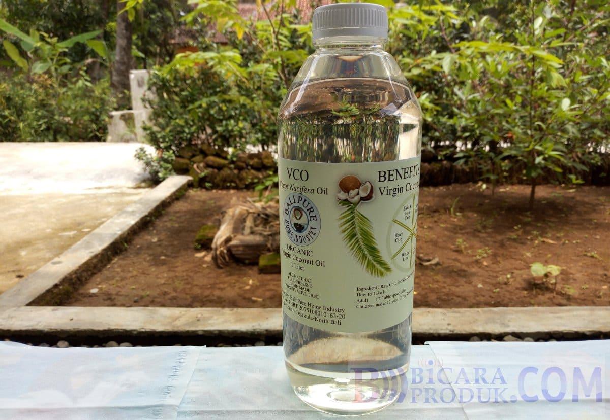 kelebihan vco bali pure organik tidak tengik