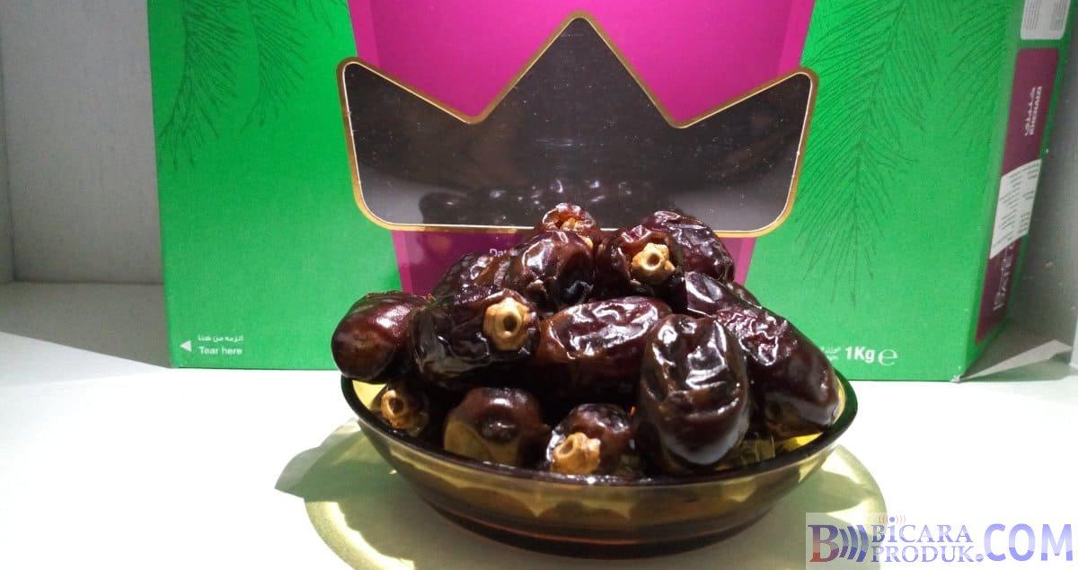 kurma khenaizi date crown terbaru harga murah
