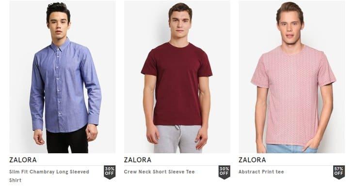 fashion brand zalora resmi