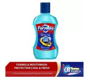 formula obat bau mulut yang menyejukkan