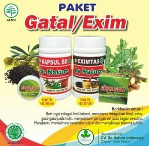 paket-gatal-eksim-de-nature