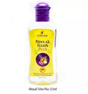 konicare minyak telon lavender