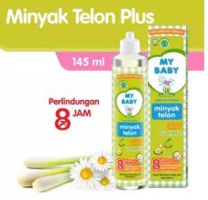 my baby minyak telon plus anti nyamuk