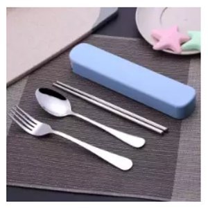 set chopstick portable untuk traveling