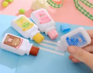 aihao correction tape botol susu