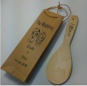 centong kayu kemas paperbag