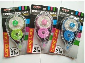 correction tape joko long life 21 meter