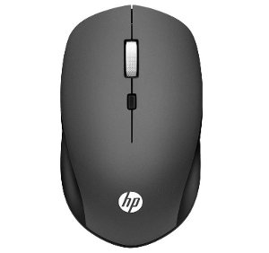 hp silent mouse wireless plug and play