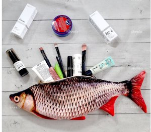 pouch ikan mirip asli