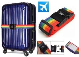 sabuk tali pengaman koper