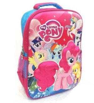 tas anak perempuan little pony