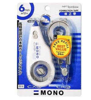 tombow mono refill pita roll