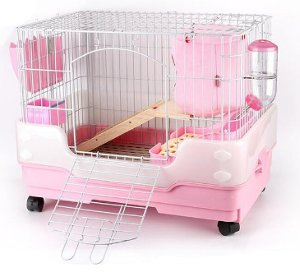 dolly rabit cage mewah